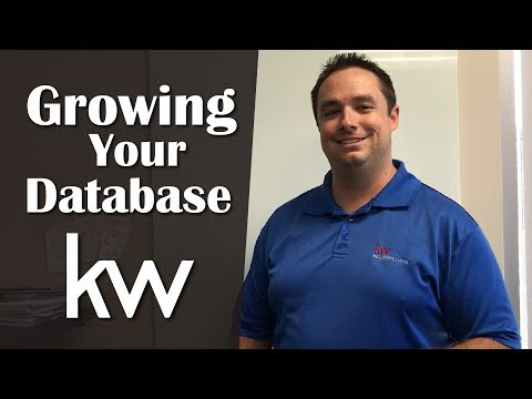 Growing Your Database - San Diego Real Estate Career