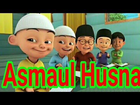 Lagu Islami Anak Asmaul Husna Versi Upin dan Ipin