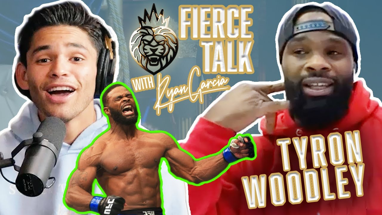 """""""I'll bite your head off for a UFC title"""" - Tyron Woodley 