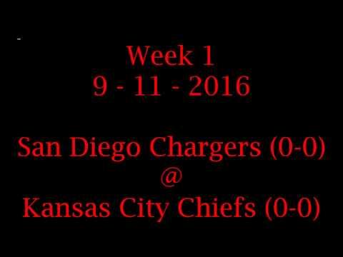 Greatest Comeback In Kansas City Chiefs History