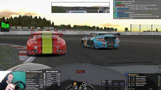 Slow \u0026 Steady | iRacing RUF Cup at Nordschleife
