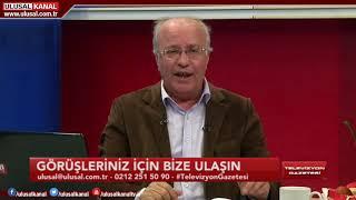 Televizyon Gazetesi - 21 Mart 2019 - Halil Nebiler - Teoman Alili - Ulusal Kanal