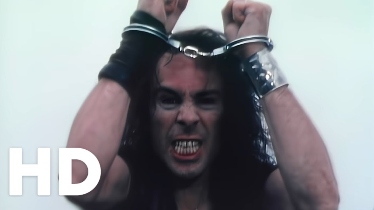 Dio - Rainbow In The Dark (Official Music Video) - YouTube