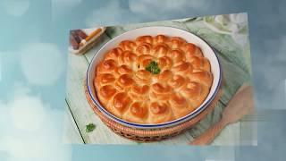 Готовим Пирог с мясом «Хризантема». Вкусный рецепт пирога с мясом «Хризантема». Сделай Сам