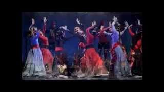 Суммарный отчет о XXIII Международном фольклорном фестивале в Эстремадуре Испании 2012