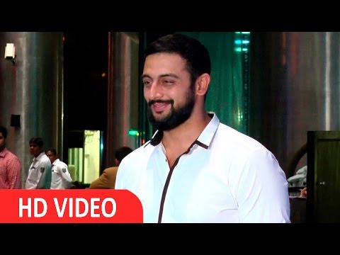 Arunoday Singh At Actor Kabir Bedi B'Day Bash