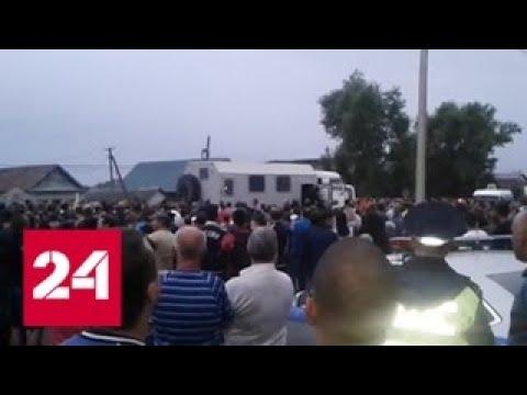 В селе Чемодановка под Пензой откроется отделение полиции - Россия 24
