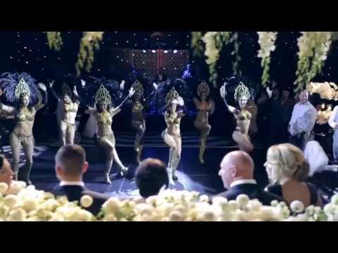 Rhythm Brazil - Wedding at Ivy Ballroom for Alexandra and Shane Ross