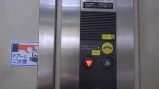 1階から乗り、1階~R=屋上階間を往復して撮影しました。エレベーターの到着時間は6秒頃です。総社市門田の国道180号線沿いにある大...