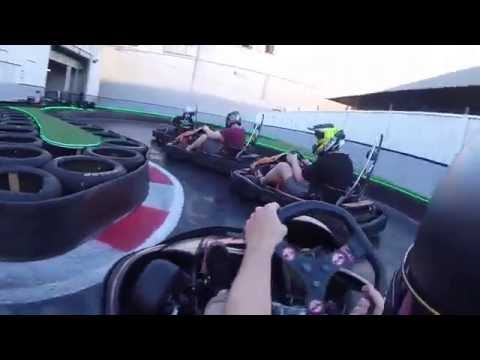 MG slideways Karts Nerang Gold Coast QLD Australia