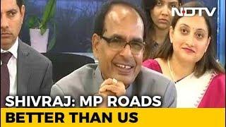 'Roads In Madhya Pradesh Better Than US,' Says Shivraj Singh Chouhan thumbnail