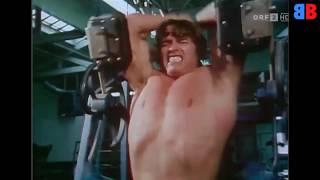 Arnold Schwarzenegger Training | Very Rare Footage