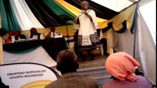 Liziwe Ntshengulana