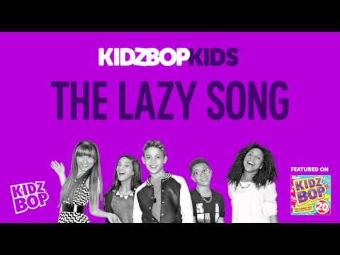 KIDZ BOP Kids - The Lazy Song (KIDZ BOP 20)