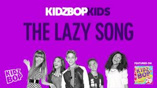 KIDZ BOP Kids - The Lazy Song (KIDZ BOP 20)