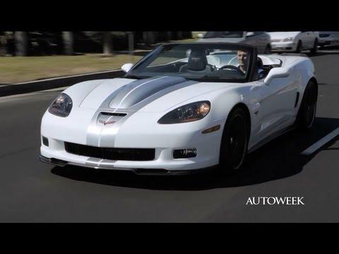 2013 Callaway Corvette 427 Convertible Drive Review Video Youtube