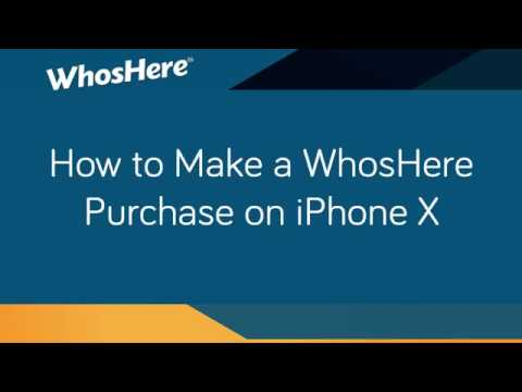 Whoshere app review