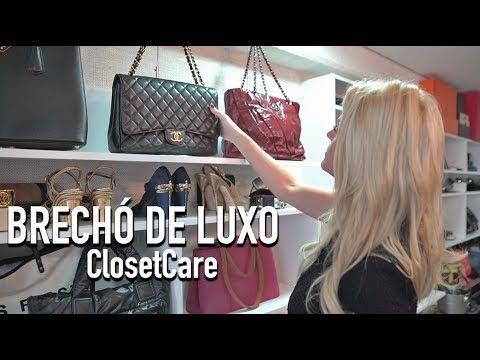 Visitando o Brechó de Luxo - ClosetCare