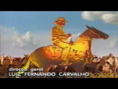 '' ABERTURA DA NOVELA  DO REI DO GADO ''