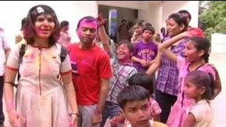 Holi celebrations across India