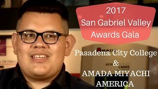 Congratulations to Pasadena City College and AMADA MIYACHI AMERICA ...