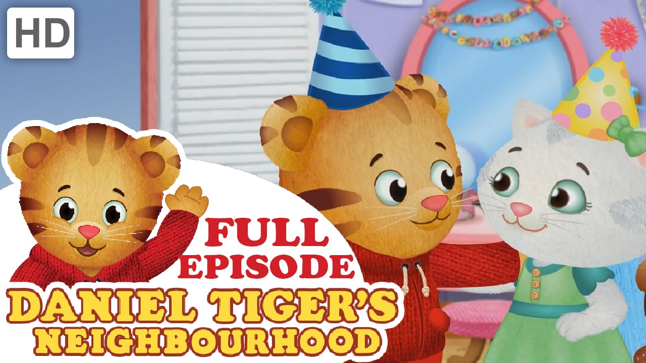 Download Daniel Tiger - Friends Help Each Other (HD - Full Episode)