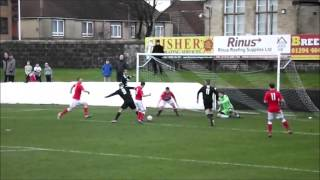 Ardrossan Winton Rovers vs Dalry Thistle - Ayrshire District League 18/2/17