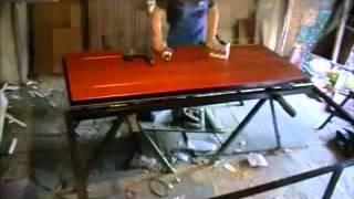 Обивка двери своими руками(Как обить дверь своими руками? Подробное руководство по ремонту на сайте http://remont-free.ru Читайте статью: http://remon..., 2012-09-27T21:10:49.000Z)