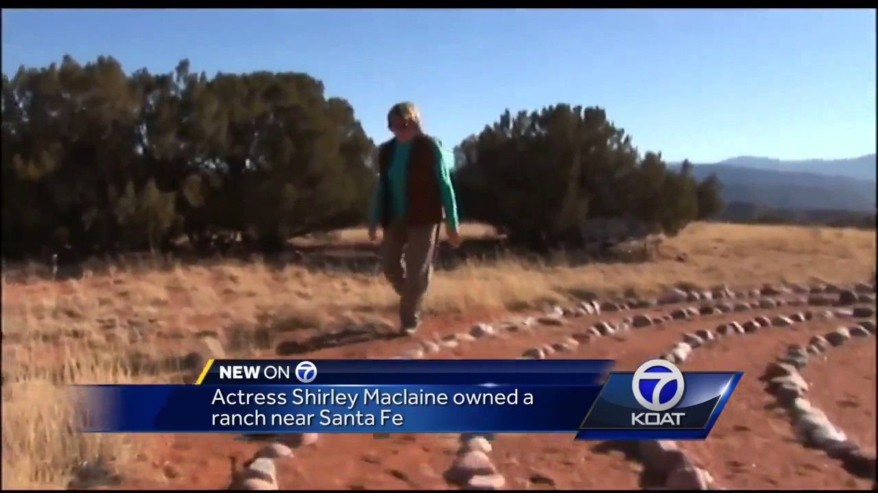 Shirley Maclaine Living In and Loving New Mexico