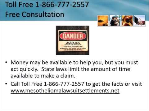 Mesothelioma Lawyer Cheshire Ohio 1-866-777-2557 Asbestos Lung Cancer Lawsuit OH Attorneys