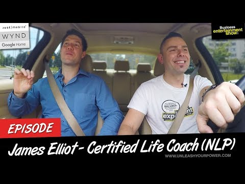 Entrepreneur Interview - Master Coach James Elliot on Business Entertainment Show ( Uber Experiment)