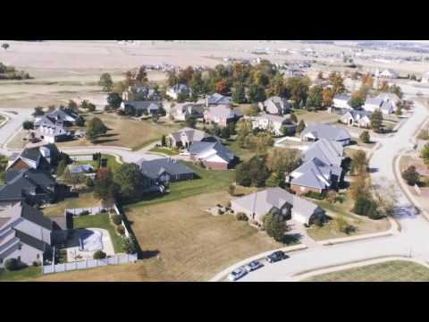 Building Lots Available: The Fairways at Cambridge Village