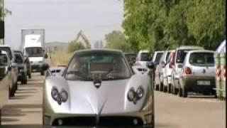 Pagani Zonda F Videos