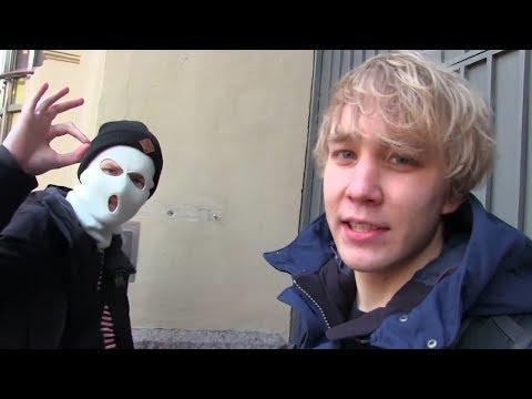 Helsinki City Tour (feat. BasedTEA) Vlog