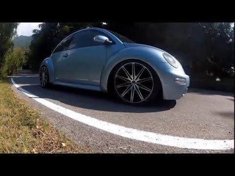 VW NEW BEETLE BREXTEN BX 10 By BREXTEN ITALY WHEELS WORLD - YouTube