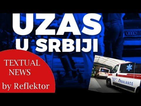 UŽAS U SRBIJI - Na ULICI je N A P A O, usledio je H O R O R - info dana