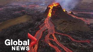 Iceland volcano eruption offers