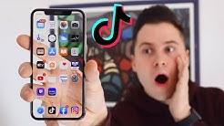 iPhone DURCHSICHTIG machen?! (es funktioniert😍) Ich teste VIRALE TikTok Lifehacks
