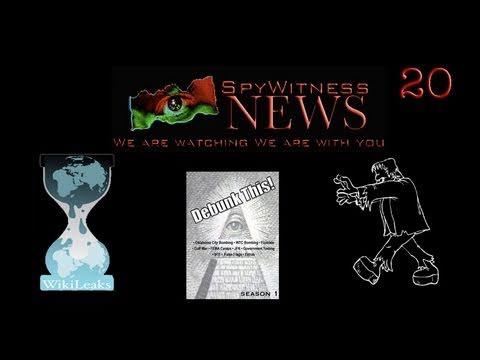 SpyWitnessNews 20 (Wiki, TSA and FB)