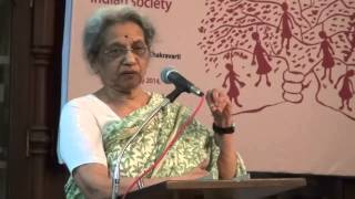 Sexual Violence in Indian Society: Uma Chakravarti-6th Anuradha Ghandy Memorial Lecture