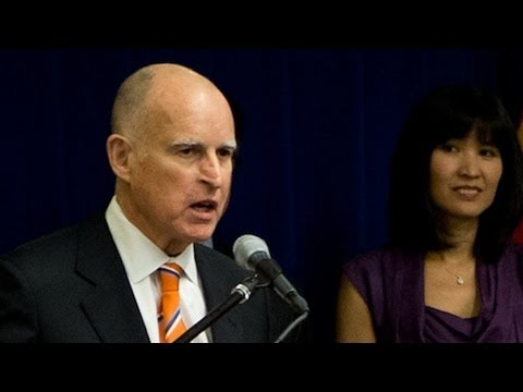 California Governor in China to Promote Trade Ties