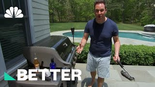 A Better Way To Clean Your BBQ Grill | Better | NBC News