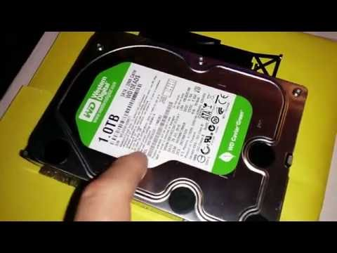broken USB port on Western Digital external hard drive - dat