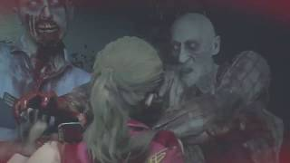 Download Video BIOHAZARD RE:2  Claire classic Ryona zombie MP3 3GP MP4
