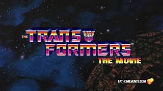 The Transformers (1986) Movie Event