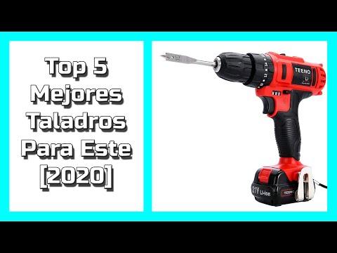 Top 5 Mejores De AMAZON Taladradoras Para Este 2020