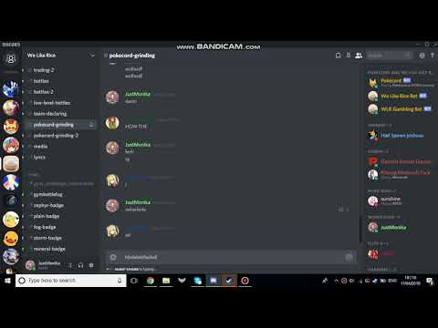 Another Hacker On Pokecord    by GoldenJeans37 - Discord