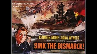 Die letzte Fahrt der Bismarck - Deutsch - 1960 - Schwarz-Weiß