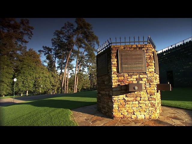 The Beauty of Augusta National