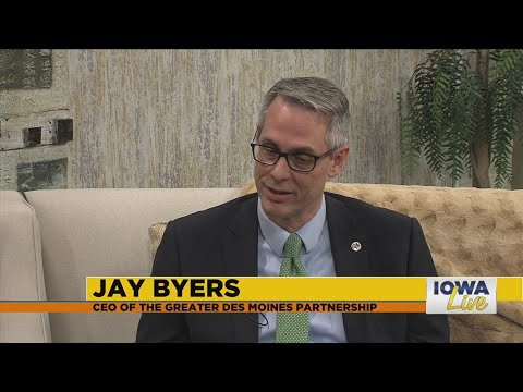 Iowan to Know: Jay Byers